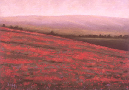 """""""Painted Fields"""", 2000"""