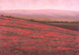 """Painted Fields"", 2000"