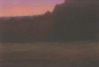 """Winter Sunset"", 2009"