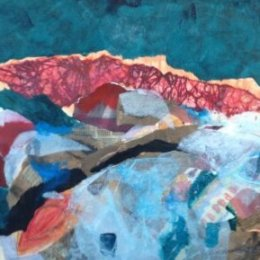Dartmoor Crags - donated to charity auction