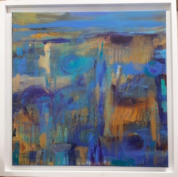Elysian Fields framed