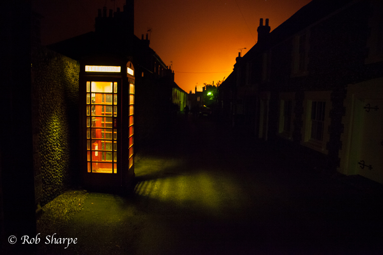 Blakeney phonebox