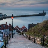 408-Whitby steps