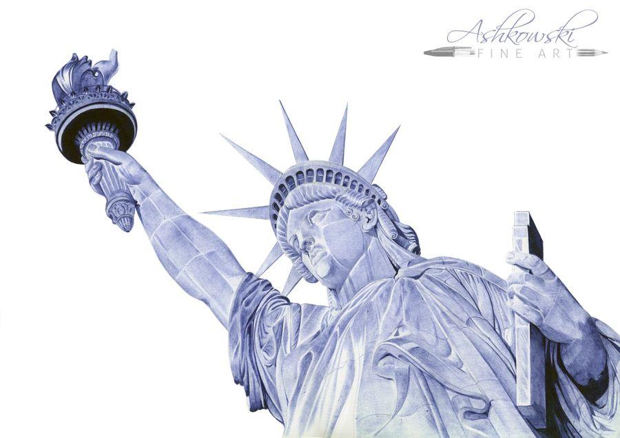 Statue of Liberty Portfolio