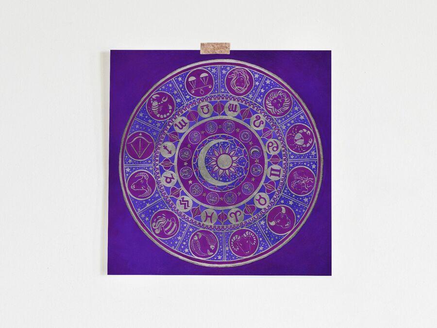 Astrology Mandala