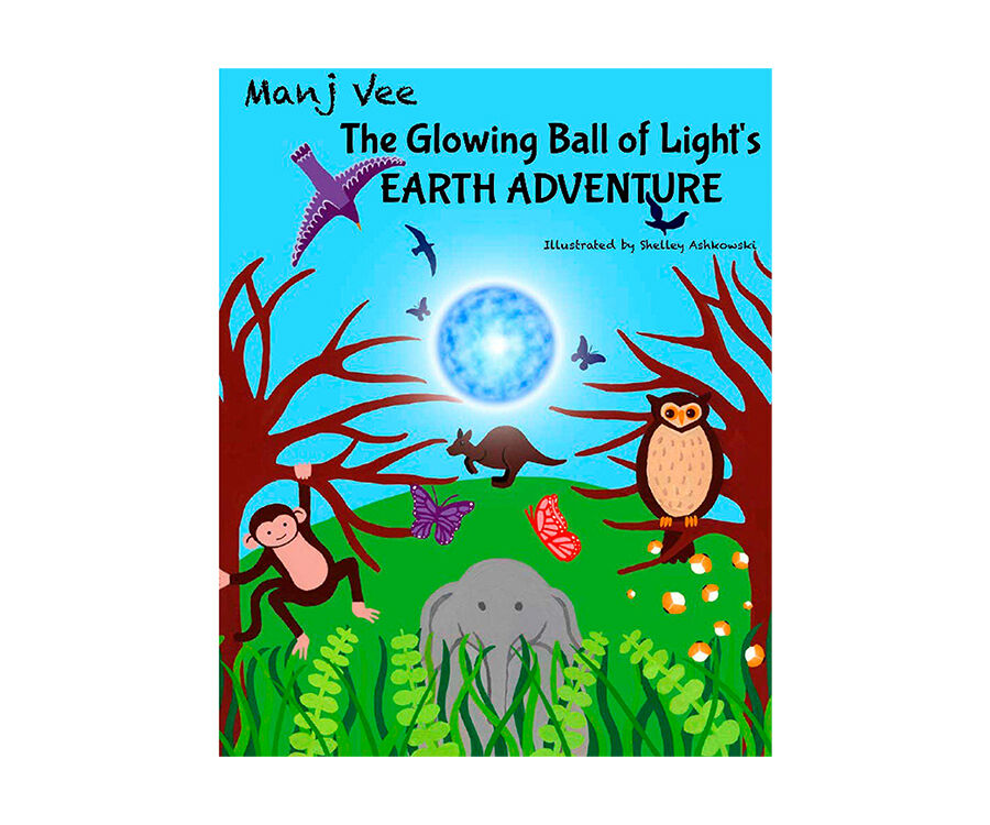The Glowing Ball of Light's Earth Adventure