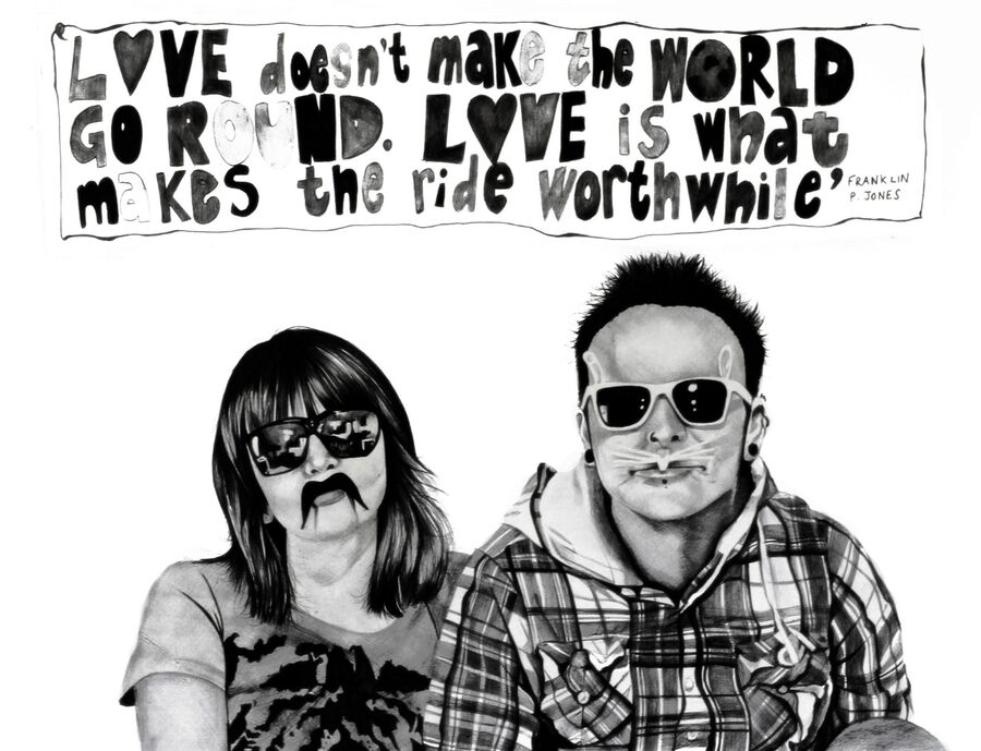 Love Doesn't Make the World go Round