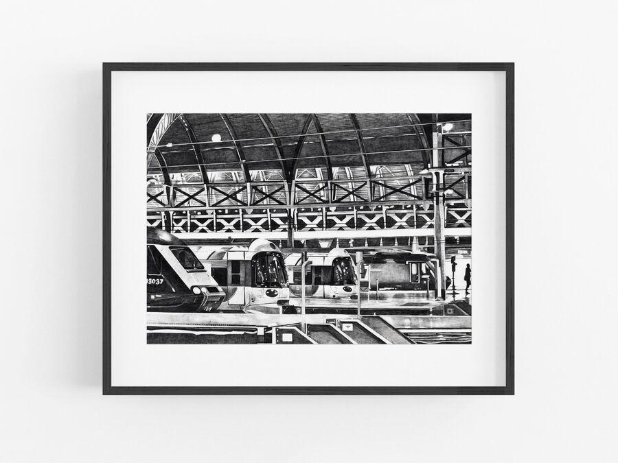 Paddington Open Edition Print