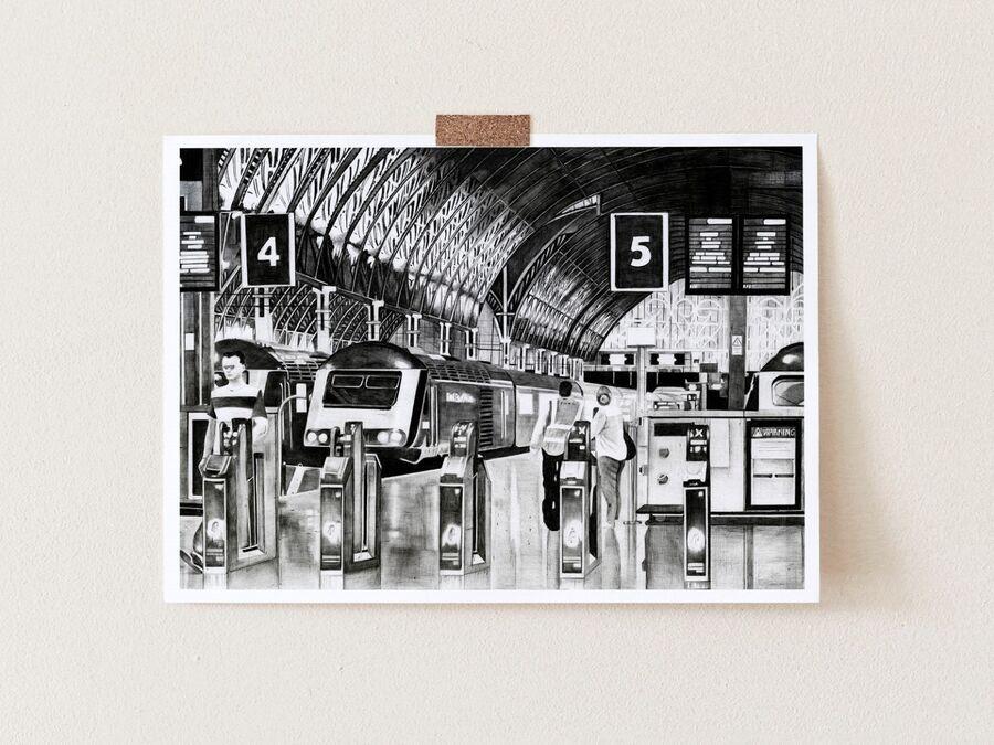 Platform 5 Print