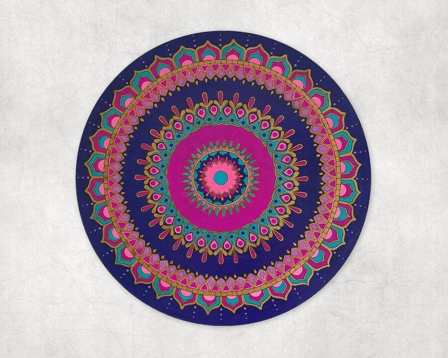 Opulence Mandala