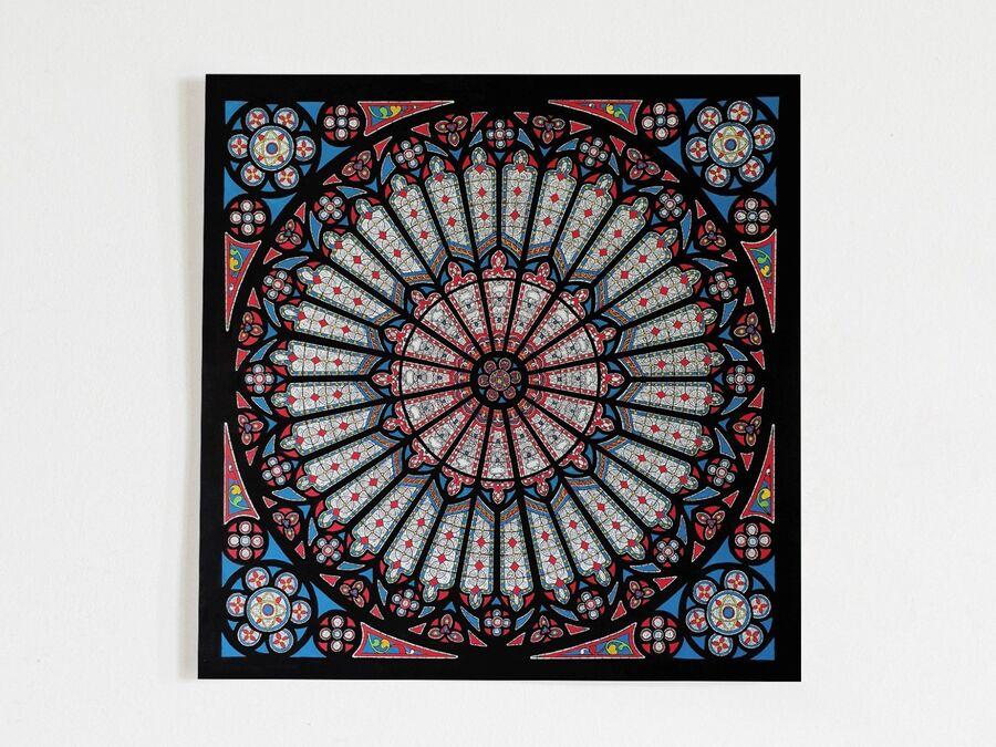 Saint Germer de Fly Rose Window