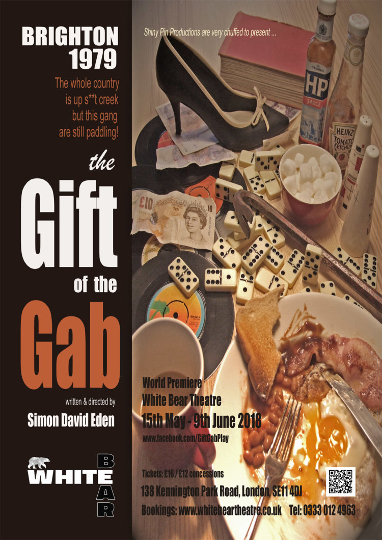 Gift of the Gab poster