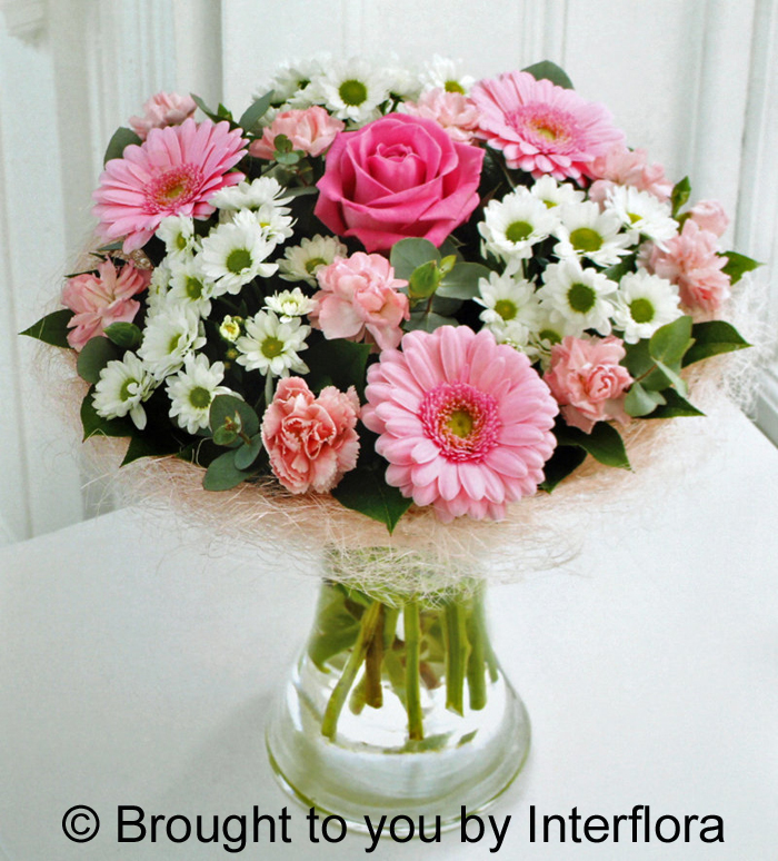 Baby Girl/Boy Perfect Gift in Vase £35.00