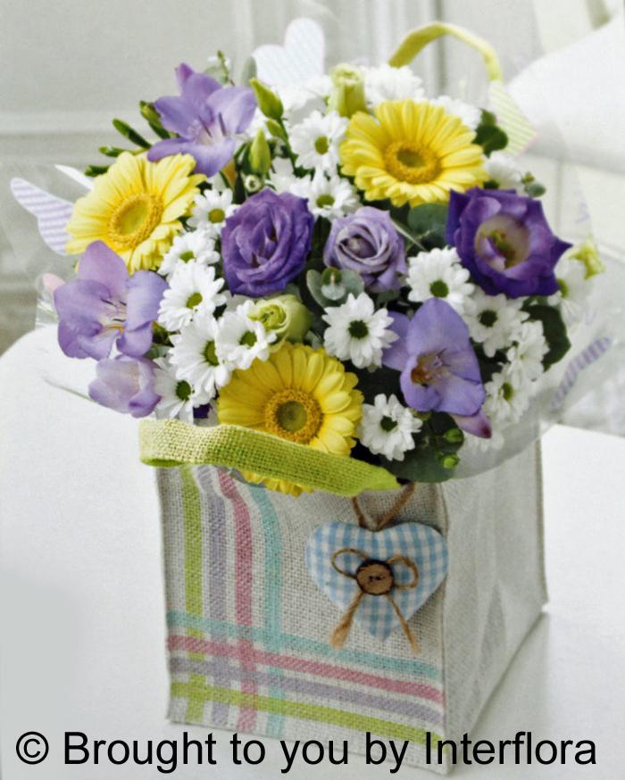 Baby Boy Gift Bag - LARGE: £35.00