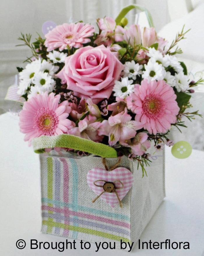 Baby Girl Gift Bag - LARGE: £35.00