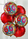 Add a 60 Birthday Balloon: £5.00