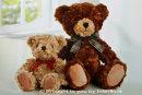 """Add a Teddy - """"Bramble Bear"""": £9.99"""