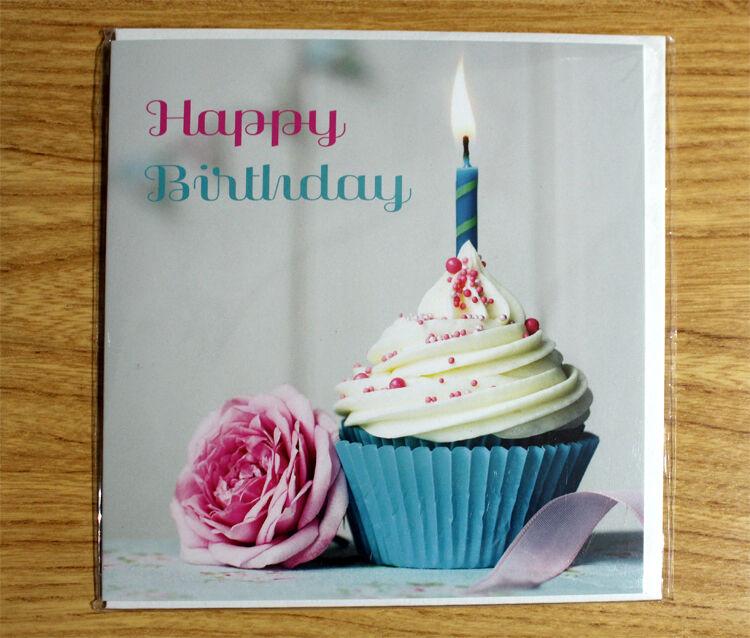 Candle Cake Card - Free Add-On