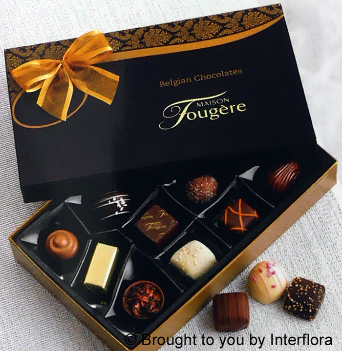 ADD 115gm Box Chocs  to Your Order: £6.00