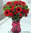 Happy Anniversary Vase: £37.00