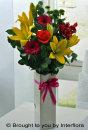 Happy Birthday Vase: £36.00
