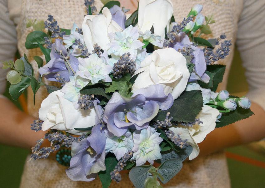 Rose & Lavender Handtied