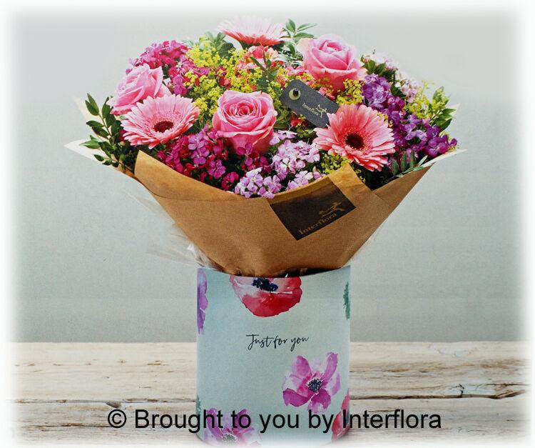 Magenta Charm Gift Box £33