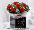 Six Crimson Kisses: £34.00