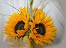 Sunflower Handtied