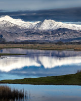 Snowdon Reflection