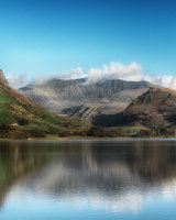 Snowdon from Nantlle