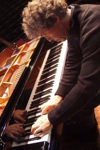 Pianist Pascal Roge