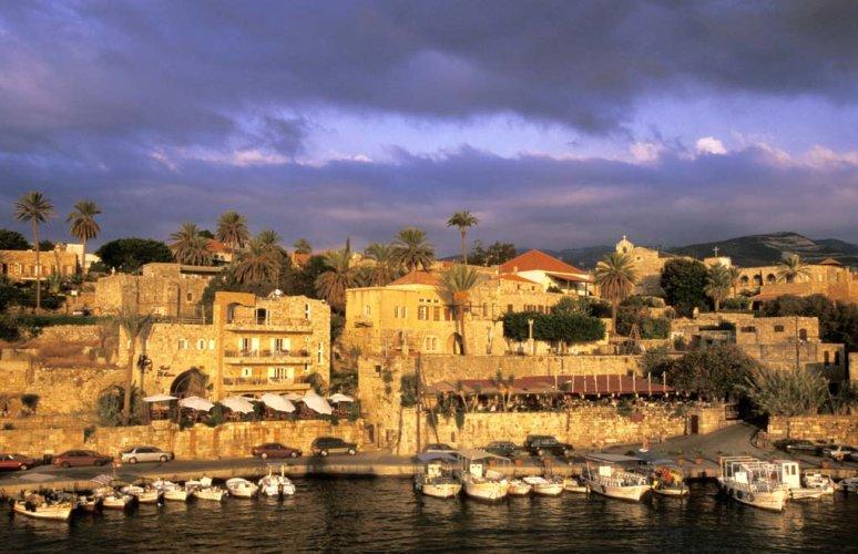 Byblos (Jbail), Lebanon