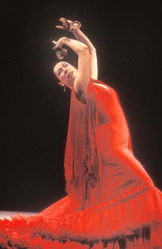 Cristina Hoyos, Flamenco dancer