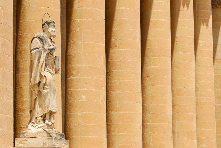 Church of the Assumption, Mosta, Malta