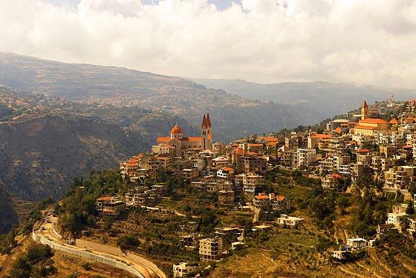 Bcharre, northern Lebanon