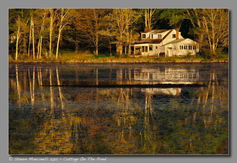 Cottage On The Pond