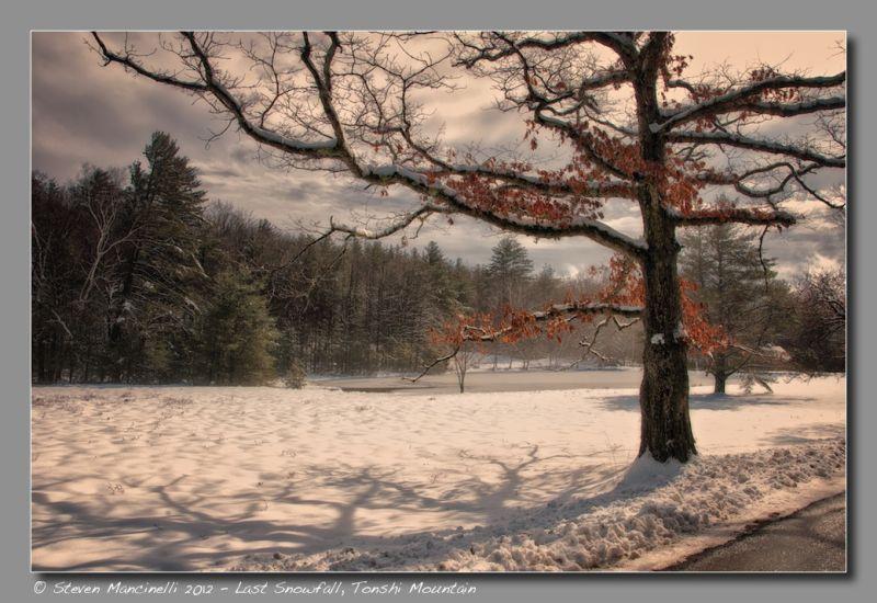 Last Snowfall