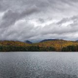 Storm Clouds Over Cooper Lake-