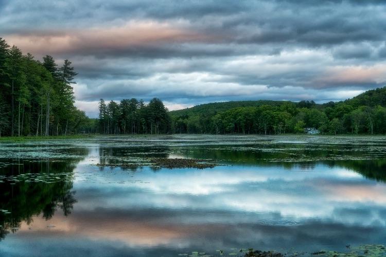 May Twilight, Yankeetown Pond