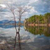 Spring High-Water, Ashokan Reservoir
