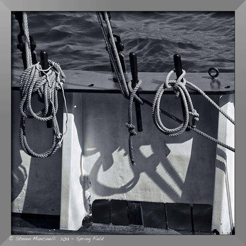 Ropes And Lines - 1