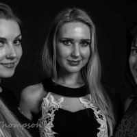 Jade, Chloey and Jenny