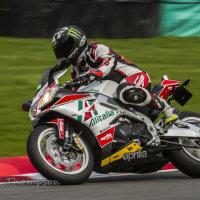 Racing at Cadwell