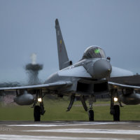 Eurofighter at Coningsby