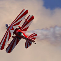 Pitts over Cleethorpes