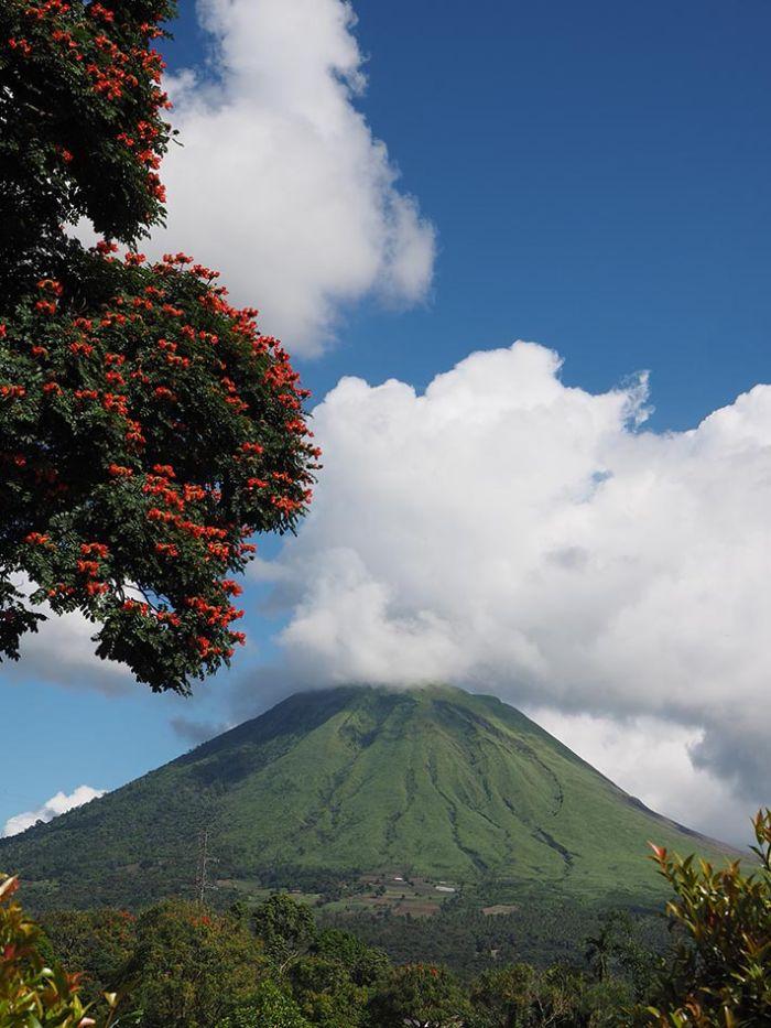 Manado Volcano