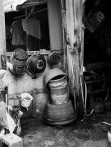 Pots and Pans B&W