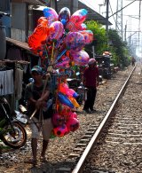 Railway Balloons