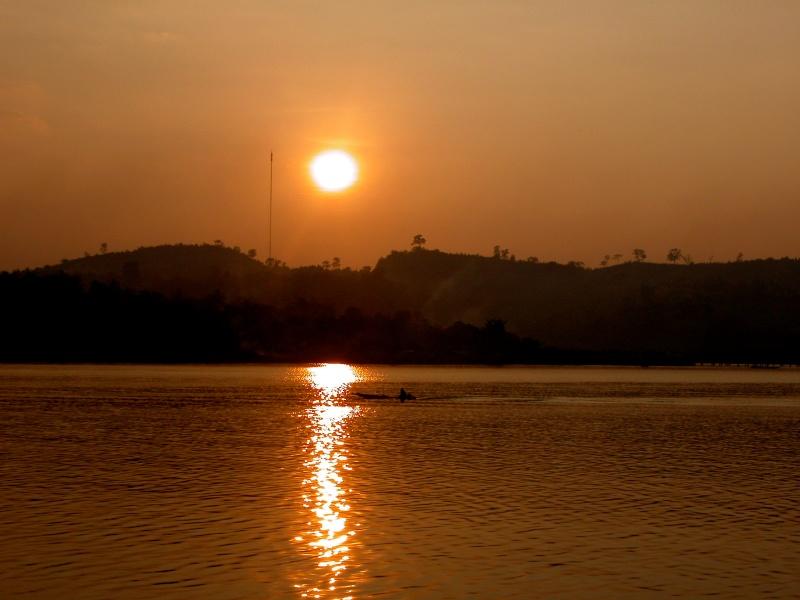 Sangliburi Sunset